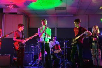 Band pic lights
