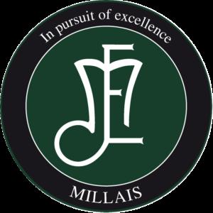Millais School logo