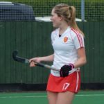 Eloise and Hockey stick
