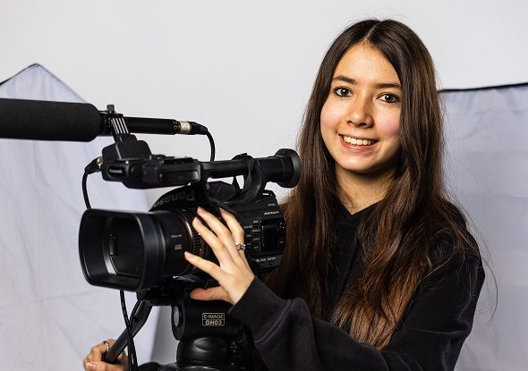 student camera